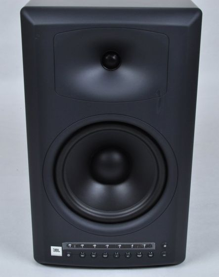 JBL LSR4328P Powered 8 in. B-Amplified Studio Monitors B-Stock