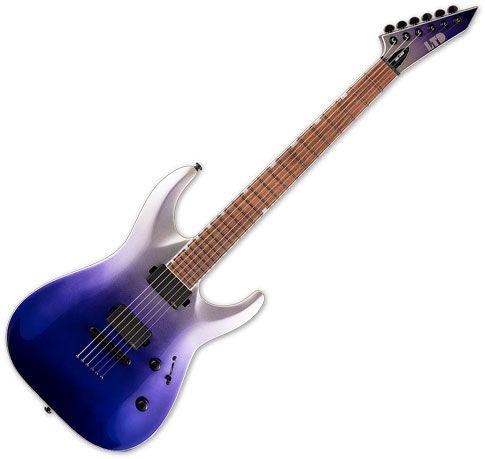 ESP LTD MH-400NT Electric Guitar Violet Pearl Fade Metallic LMH400NTVLTPFD