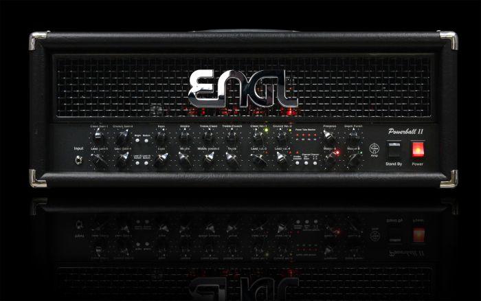 ENGL Amps POWERBALL II E645/2 100 Watt HEAD E645/2