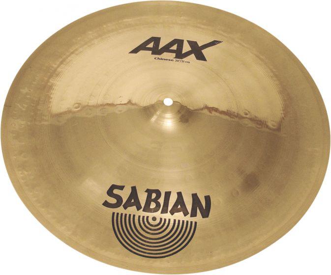 "Sabian 20"" AAX Chinese Brilliant Finish 22016XB"