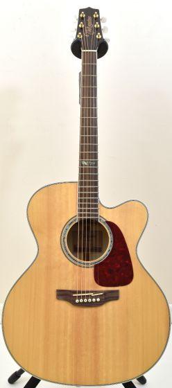 Takamine GJ72CE-NAT Cutaway Acoustic Electric Guitar Natural B-Stock 1987 TAKGJ72CENAT.B 1987