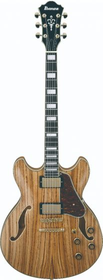 Ibanez AS93ZW NT AS Artcore Expressionist Natural Hollow Semi-Body Electric Guitar AS93ZWNT