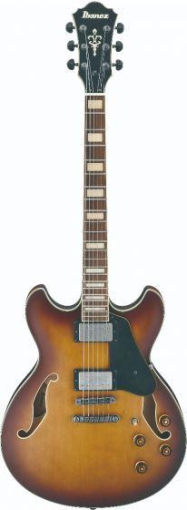 Ibanez ASV73 VLL ASV Artcore Vintage Violin Sunburst Low Gloss Semi-Hollow Body Electric Guitar ASV73VLL