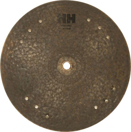"""Sabian 10"""" HH Alien Disc 11059CAL"""