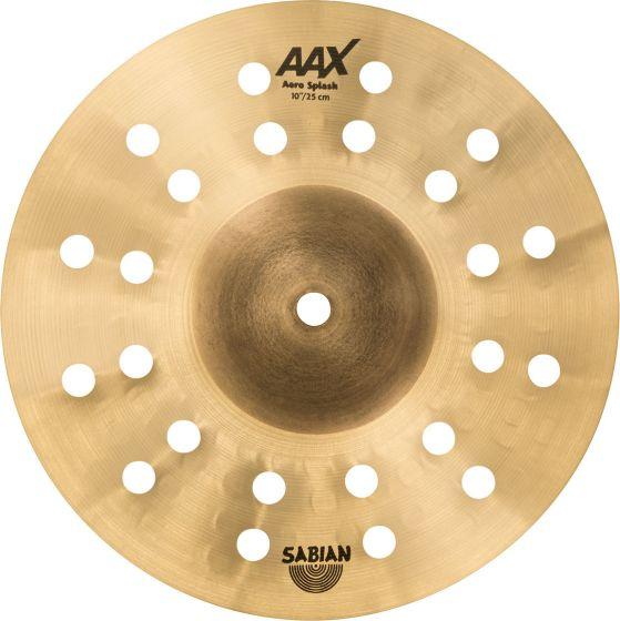 """Sabian 10"""" AAX Aero Splash 210XAC"""