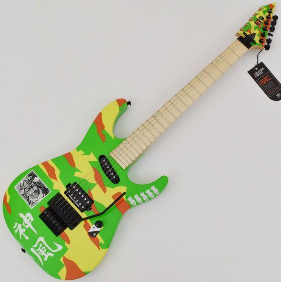 ESP LTD GL-KAMI4 George Lynch Electric Guitar Kamikaze Graphic B Stock LGLKAMI4.B