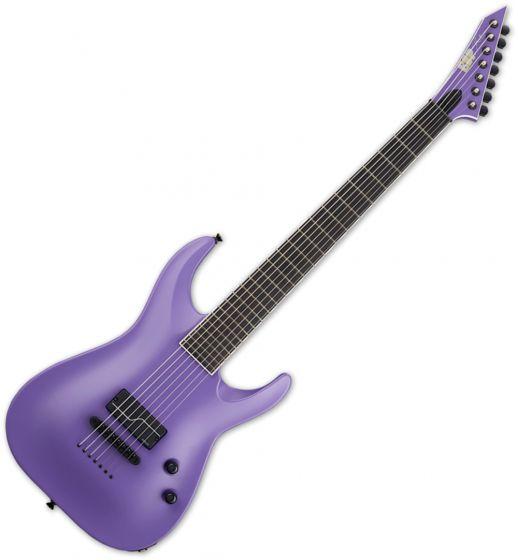 ESP STEF BARITONE-7 1 HUM Stephen Carpenter Electric Guitar Purple Satin ESTEFB71HPS
