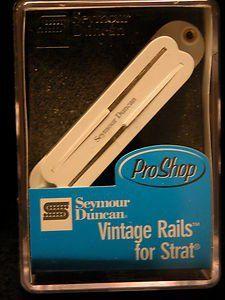 Seymour Duncan Humbucker SVR-1N Vintage Rails Neck Pickup For Strat 11205-13