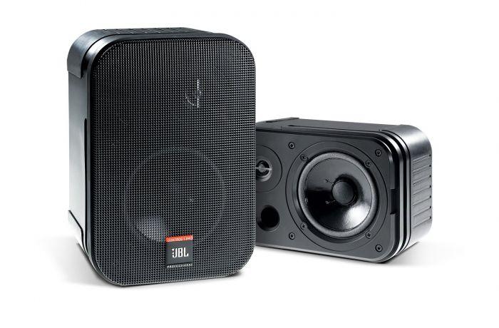 JBL C1PRO Control 1 Pro Speakers Black - Pair C1PROPAIR