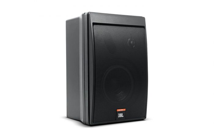 JBL Control 5 Compact Control Monitor Loudspeaker System White - Pair CONTROL 5-WH.PAIR