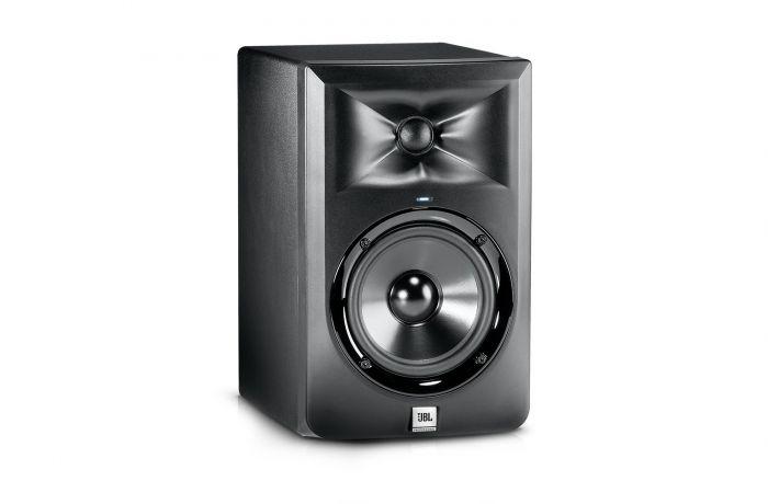 JBL LSR305 5 Two-Way Powered Studio Monitor Single Unit LSR305