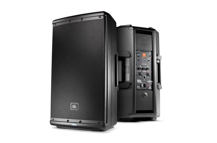 JBL EON612 12 Two-Way Multipurpose Self-Powered Sound Reinforcement EON612
