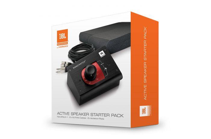 JBL Active Speaker Starter Set Studio Monitor Enhancement Pack ACTPACK