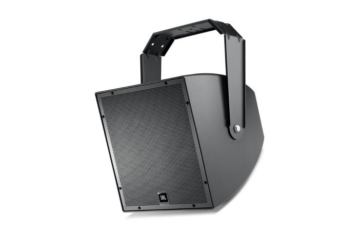 JBL AWC159 All-Weather Compact 2-Way Coaxial Loudspeaker with 15 LF Black AWC159-BK