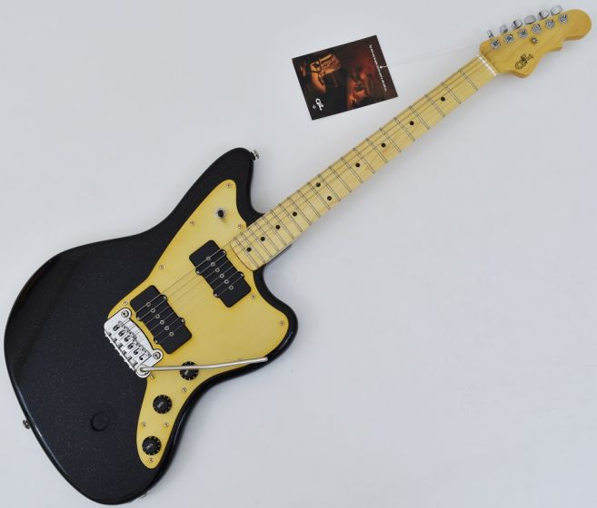 G&L USA Doheny Electric Guitar in Galaxy Black with Case. Brand New! USA DOHENY CLF1801199