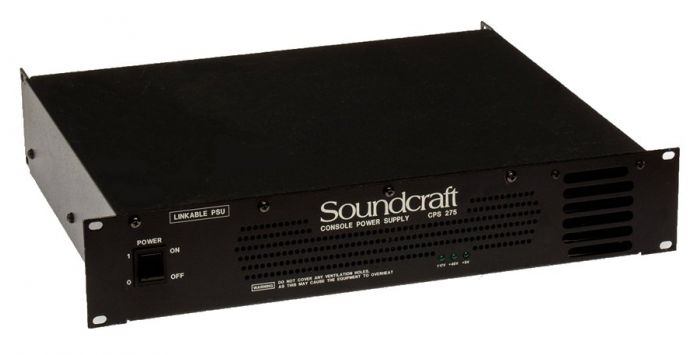 Soundcraft CPS275 Power Supply with Link Cable for Ghost and Ghost LE Consoles B-Stock RW8022US.B