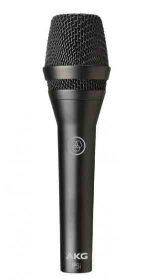 AKG P5i High-Performance Dynamic Vocal Microphone 3100H00300