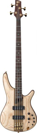 Ibanez SR Premium SR1300 4 String Natural Flat Bass Guitar SR1300NTF