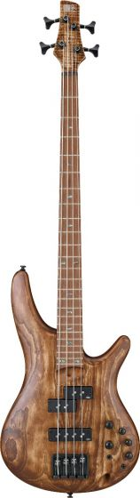 Ibanez SR Standard SR650E 4 String Antique Brown Stained Bass Guitar SR650EABS