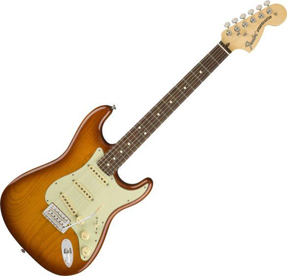 Fender American Performer Stratocaster Electric Guitar Honey Burst 0114910342