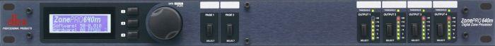 dbx 640m 6x4 Digital Zone Processor DBX640MV