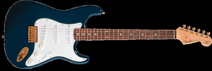 Fender Custom Shop Robert Cray Signature Stratocaster  Violet Electric Guitar 109100826