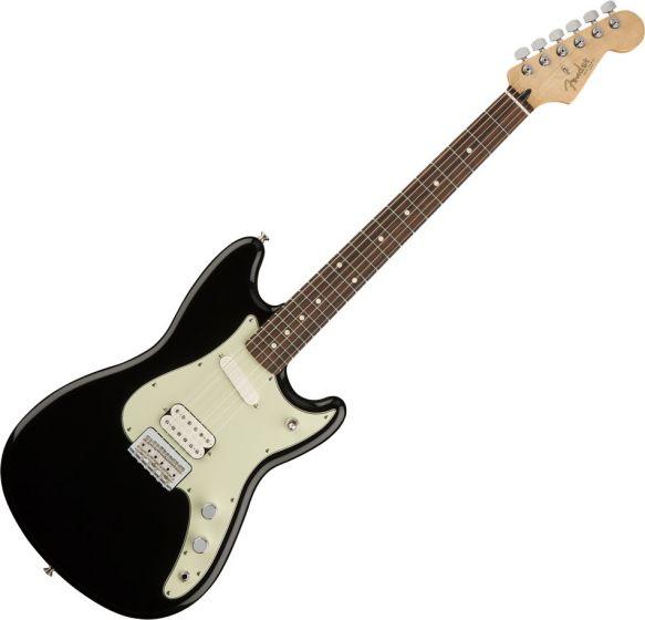Fender Duo-Sonic HS Electric Guitar Black 0144023506