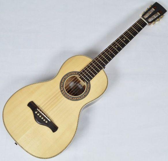 Ibanez AVN3-NT Artwood Vintage Series Acoustic Guitar in Natural High Gloss Finish sku number AVN3NT