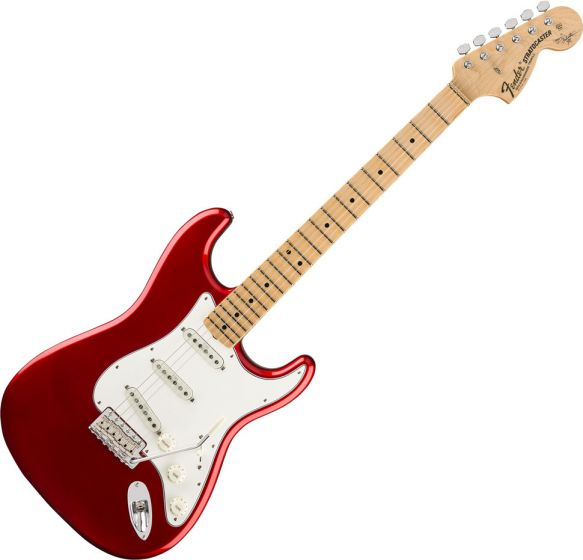 Fender Custom Shop Yngwie Malmsteen Signature Stratocaster Electric Guitar Candy Apple Red 9235000897