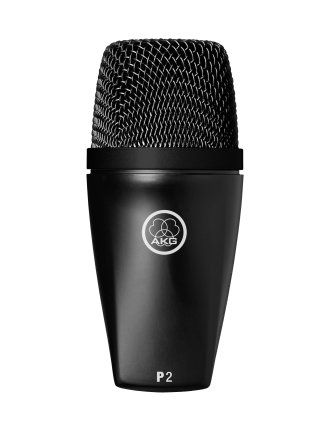 AKG P2 High-Performance Dynamic Bass Microphone 3100H00150