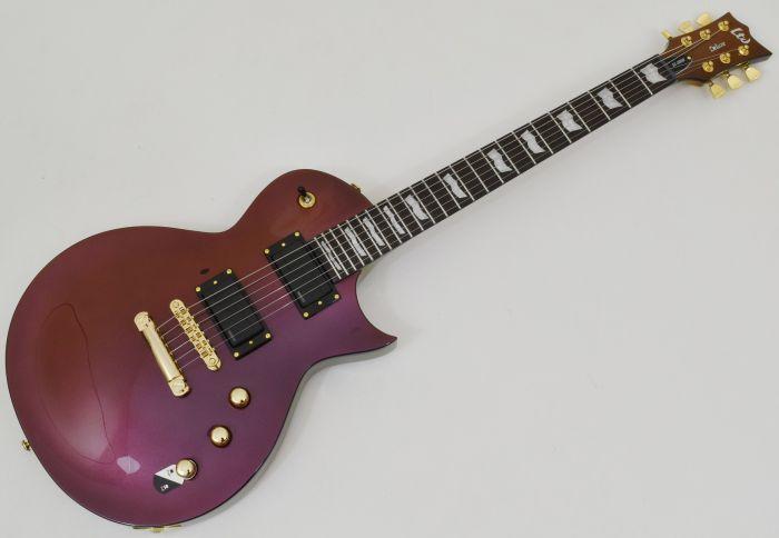 ESP LTD EC-1000 Electric Guitar Gold Andromeda B-Stock sku number LEC1000GOLDAND.B