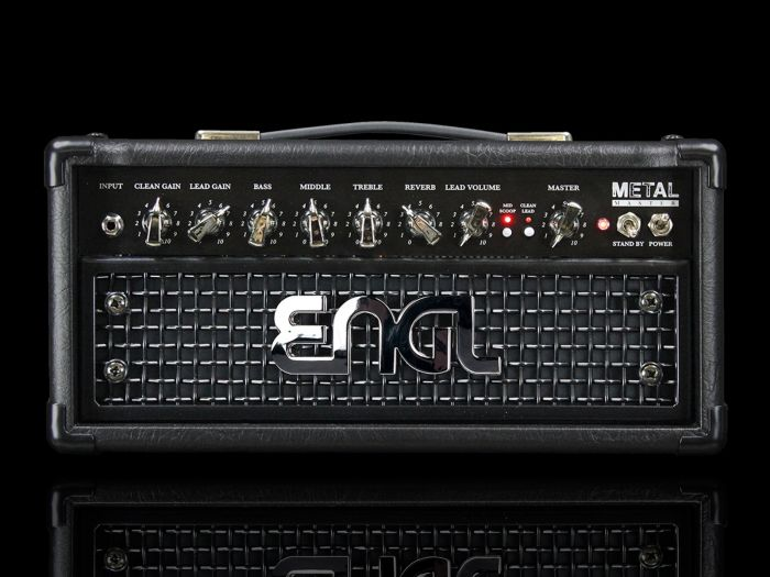ENGL Amps METALMASTER E309 20 Watt HEAD (REVERB POWERSOAK) E309