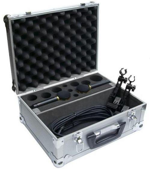 "Audix SCX25A-PS Large 1"" Diaphragm Studio Condenser Microphone 55177"