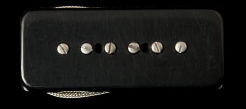 Seymour Duncan Antiquity Soapbar P-90 Neck Pickup (Black) 11034-61