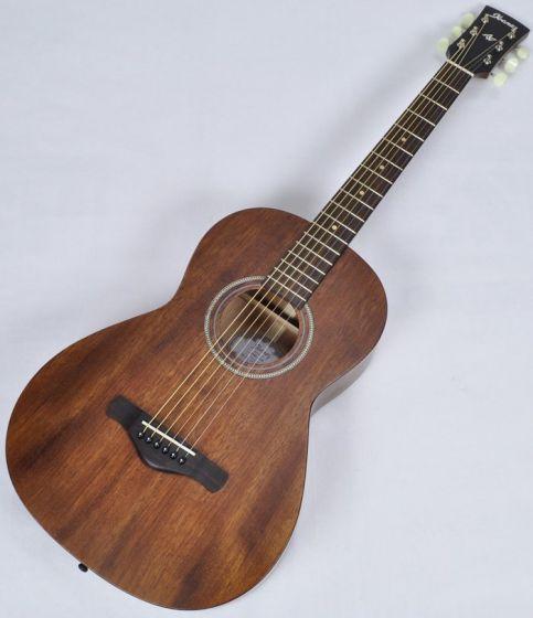 Ibanez AVN2-OPN Artwood Vintage Series Acoustic Guitar in Open Pore Natural Finish sku number AVN2OPN