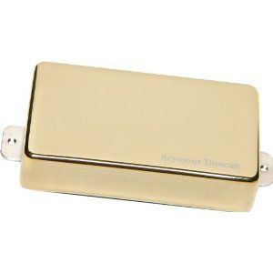 Seymour Duncan AHB-1N Original Blackouts Neck Pickup Gold Cover 11106-30-Gc