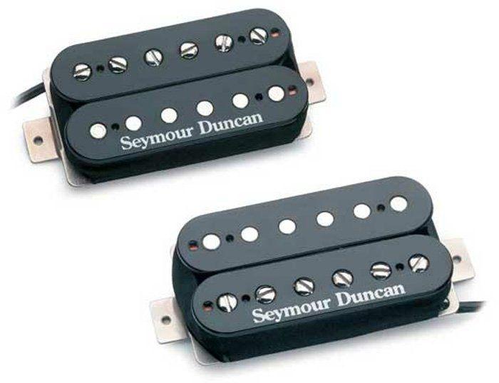 Seymour Duncan SH-4 SH-2n Hot Rodded Humbucker Black set of 2 11108-13-B