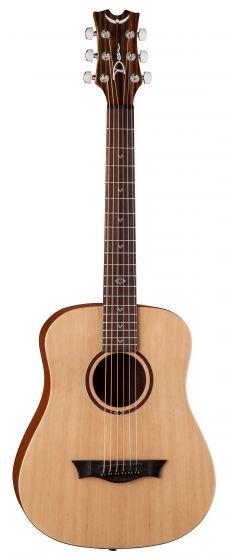 Dean Flight Spruce Travel Guitar w/Gigbag FLY SPR FLY SPR