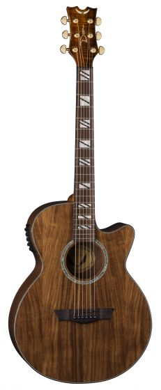 Dean Performer Acoustic Electric Guitar Koa Wood PE KOA PE KOA