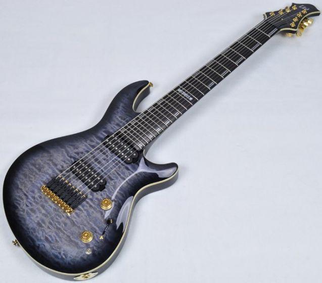 ESP JR-608 QM 2015 Javier Reyes Signature Electric Guitar in Faded