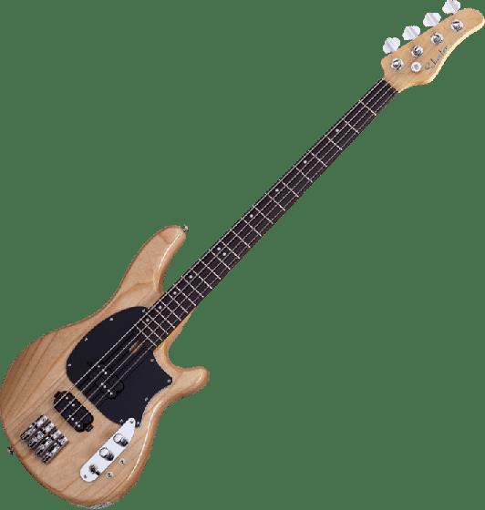 Schecter CV-4 Electric Bass Gloss Natural SCHECTER2490