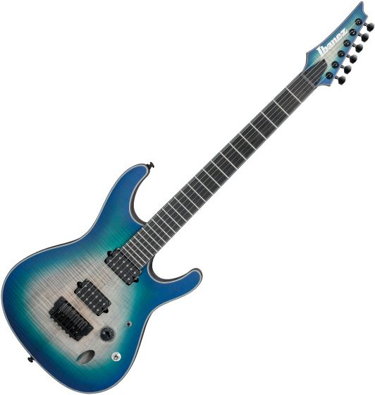 Ibanez SIX6FDFM Electric Guitar Blue Space Burst SIX6FDFMBCB