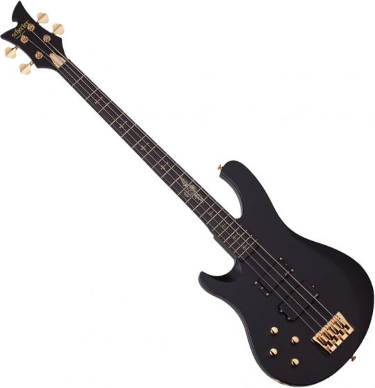 Schecter Signature Johnny Christ Left-Handed Electric Bass in Satin Finish sku number SCHECTER212