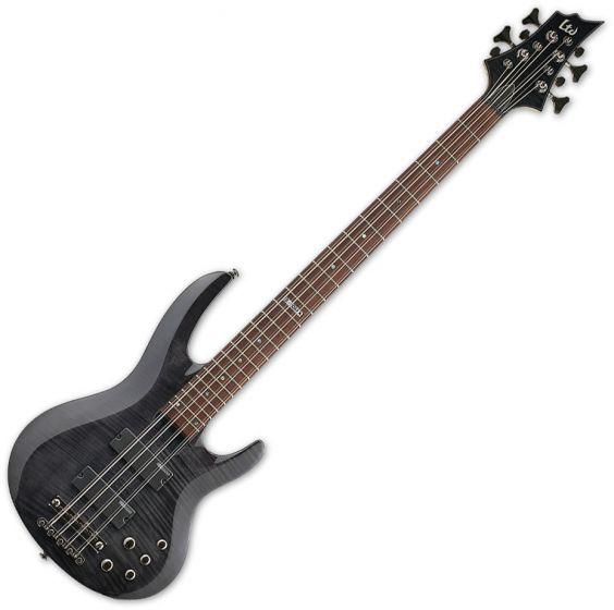 ESP LTD B-208FM Bass in See-Through Black LB208FMSTBLK