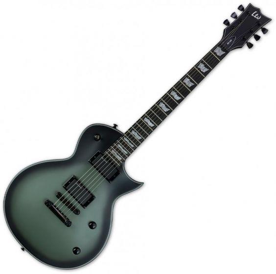 ESP LTD Bill Kelliher BK-600 Electric Guitar in Military Green Burst Satin LBK600MGSBS