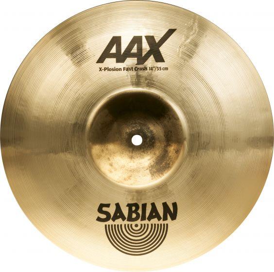 "Sabian 14"" AAX X-Plosion Fast Crash 21485XB"