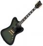 ESP LTD Bill Kelliher Sparrowhawk Signature Electric Guitar Military Green Sunburst Satin B-Stock LSPARROWHAWKMGSBS.B