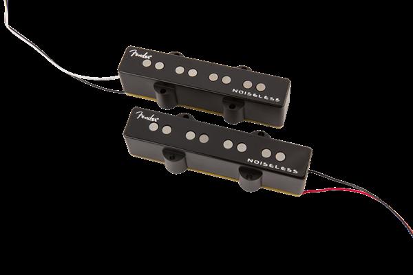 Fender Gen 4 Noiseless Jazz Bass Pickups 0992262000