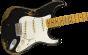 Fender Custom Shop 1958 Heavy Relic Stratocaster  Aged Black Electric Guitar 9235000511
