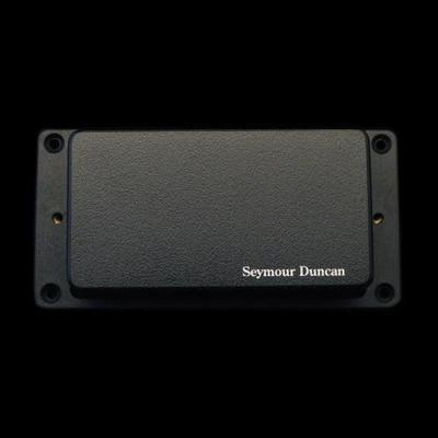 Seymour Duncan AHB-2B Blackouts Metal Bridge Pickup White Cover 11106-40-W